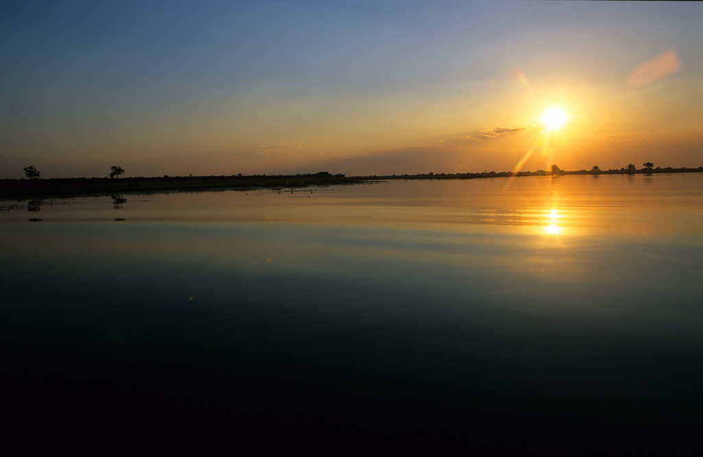 Lago Victoria.