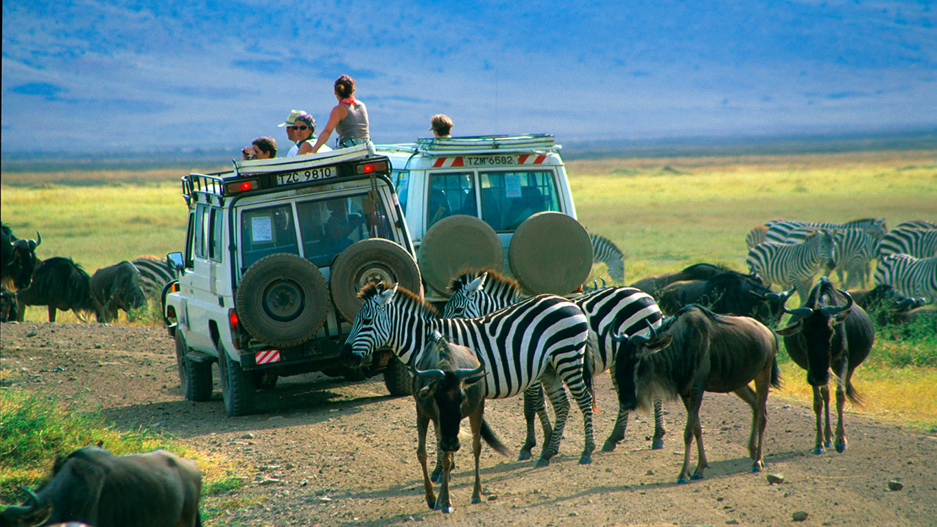 viaje a kenia tanzania
