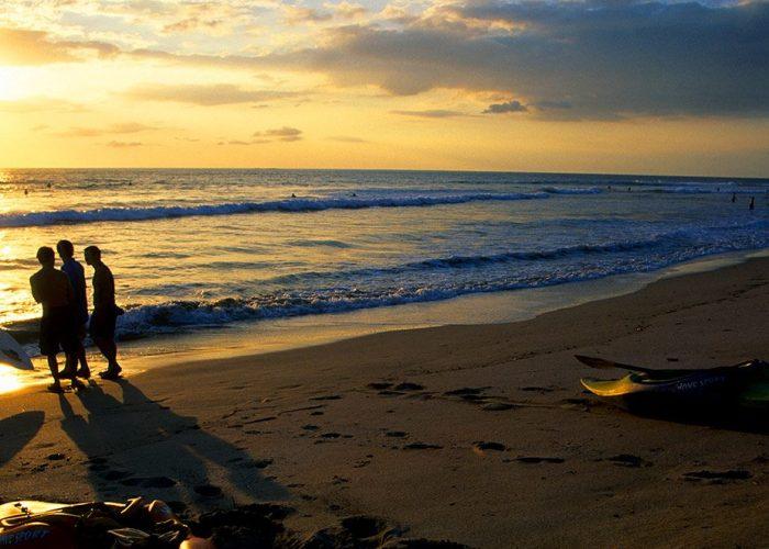 Surf en las playas