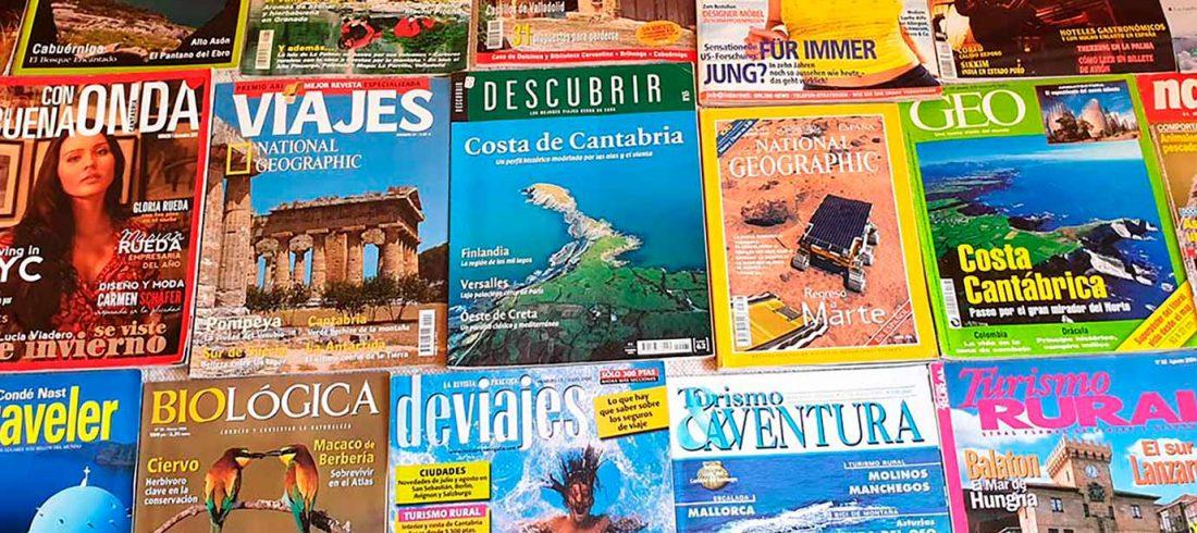 Publicaciones en revistas