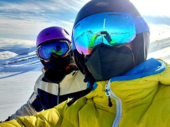 Esquí en Alto Campoo